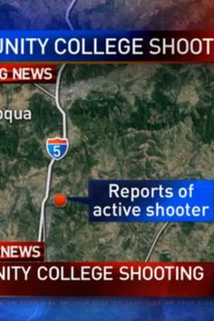 """Mass Shooting At Umpqua Community College In Oregon, 13 Dead. """"We've become numb to this,"""" Obama said. """"This is something we should politicize, it is relevant to our common life together, to the body politic. I hope and pray that I don't have to come out again during my tenure as president to offer my condolences ... but based on my experiences as president I can't guarantee that. And that's terrible to say. And it can change."""" The mass killing is the 45th shooting at a school this year…"""