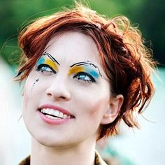 beautiful transwomen   Amanda Palmer (Amanda MacKinnon Gaiman Palmer) - American performer ...