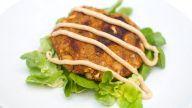 vegansk kikertburger oppskrift