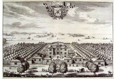 Swedish Baroque Sandmare Estate, 1699