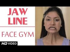 Click to watch and download video: 'Face Gym - Jawline HD | Asha Bachanni' with…