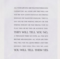 Nike ad from 1991,