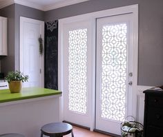 Window treatments for french doors ideas | Home Door Ideas