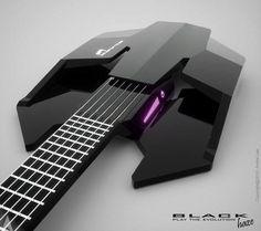 The Black Haze guitar
