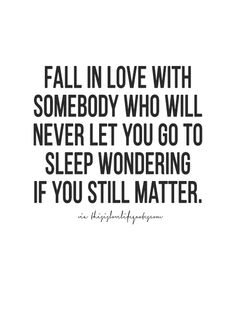 Love & Soulmate Quotes :Even if they dont share the same feelings.you should still matter enough to them that they dont leave you with confusion and mixed feelings. New Quotes, Happy Quotes, Words Quotes, Quotes To Live By, Life Quotes, Inspirational Quotes, Sayings, Lonely Quotes, Happiness Quotes