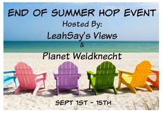 Win $25 Amazon Gift Card - End of Summer Giveaway