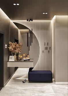 Modern Luxury Bedroom, Luxury Bedroom Design, Bedroom Furniture Design, Home Room Design, Bathroom Interior Design, Luxurious Bedrooms, Interior Design Living Room, Living Room Designs, House Design
