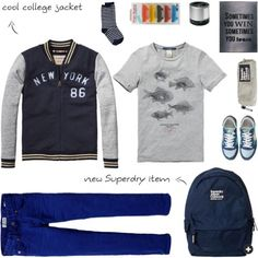 Back to school with new items of Scotch Shrunk | www.eb-vloed.nl