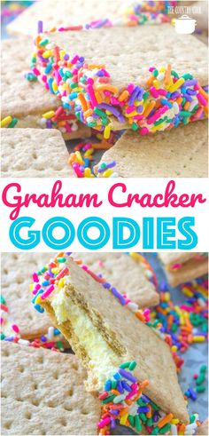 No-Bake Graham Cracker Goodies