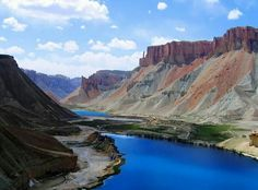 Band-i-Amir Lakes, #Bamyan, #Afghanistan