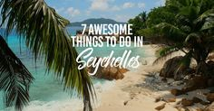 The Seychelles have long been a sought after honeymoon destination. check out our 7 awesome things to do in Seychelles.