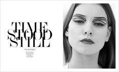 "Volt Magazine issue 11 ""Time Stood Still""  Collect Volt Mag @ voltcafe.com"