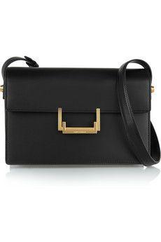 Saint Laurent Lulu medium leather shoulder bag  4a3273f4c1d