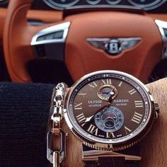 A lil something for my baby, watch and car!!! Love me some him ❤️