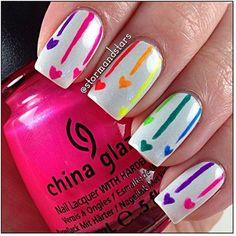 Nice nail art