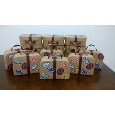PBR is best served with a slice of Kraft — Papel Charmoso de malas prontas!  Orçamento por...