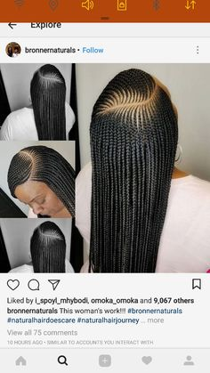 85 Box Braids Hairstyles for Black Women - Hairstyles Trends Half Braided Hairstyles, Feed In Braids Hairstyles, Braids Hairstyles Pictures, Braided Hairstyles For Black Women, Braids For Black Hair, Retro Hairstyles, Short Hair Cuts For Women, African Hairstyles, Hair Pictures