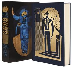 Neil Gaiman's American Gods, illustrated by Dave McKean – in pictures