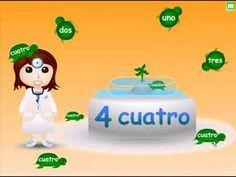 Juegos click numérico Número 4 cuatro https://www.youtube.com/watch?v=Tld0AwLIlCY
