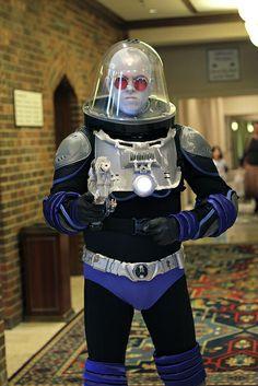 Mr. Freeze, Batman, photo by Firstpersonshooter.