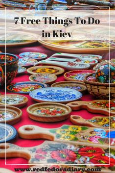 Kiev is considered as one of the oldest settlements in Europe. There are many free things to do in Kiev so read the post to know where to look. via @redfedoradiary