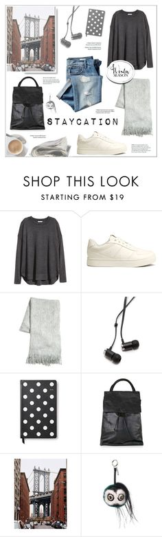 """Untitled #388"" by zitanagy ❤ liked on Polyvore featuring Gap, H&M, Master & Dynamic, Kate Spade, Topshop and Fendi"