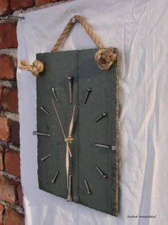 Zegar ścienny, kamień naturalny łupek, Biłgoraj - image 5