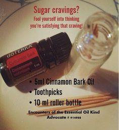 Cinnamon Bark for Sugar Cravings