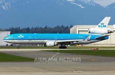 KLM Royal Dutch Airlines McDonnell-Douglas MD-11