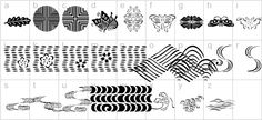 Japanese ornaments - Google Search