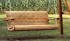 DIY Porch Swing Plans Free   ... Woodworking Plans and Patterns for Porch Swings,Glider Swings and More