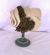 1811 to 1825 Vintage French Regency Bonnet