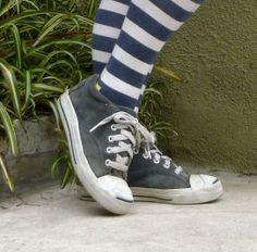 Converse Suede Sneaker #newyearstylechallenge