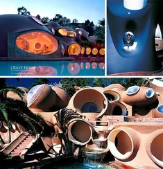 Crazy House - By Pierre Cardin