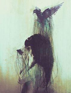 """layers"" Leslie Ann O'Dell | Art Appreciation | Pinterest"