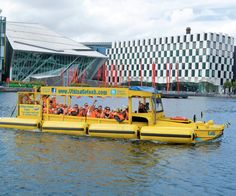 Explore Dublin like never before across land and water, diving deeply into the beautiful culture and history of the city. Viking Splash Tours offer an engaging, interactive experience for all kinds. Water Activities, Family Activities, Dublin, Attraction, Ireland With Kids, Tour Tickets, Tours, City Break, Online Tickets