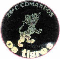 28ª Companhia de Comandos Moçambique