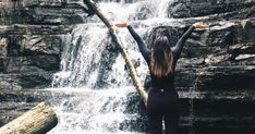 This Hidden Ottawa Waterfall Will Make Your Insta Look Like You're Out Of The City featured image Ottawa, Waterfall, Waves, Make It Yourself, Vacation, City, How To Make, Outdoor, Outdoors
