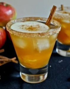 Apple-Cider-Margaritas #best recipe to try