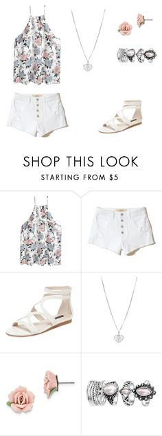 """""""Untitled #138"""" by ej0337005 ❤ liked on Polyvore featuring H&M, Hollister Co., Ava & Aiden and 1928"""