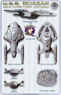 Star Trek Blueprints: Darren R. Star Trek Rpg, Star Wars, Star Trek Ships, Spaceship Art, Spaceship Concept, Vaisseau Star Trek, Science Fiction, Akira, Aliens