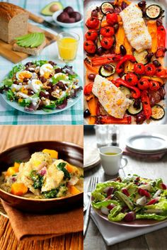Healthy Recipes to check out!