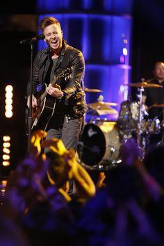 The Voice - Season 5 OneRepublic's Ryan Tedder live