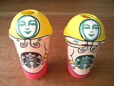 Matryoshka Dolls Made from Starbucks Cups « JAPAN Style