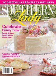 Southern Lady Magazine!!!