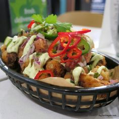 Fast Food Near Irvine Spectrum