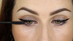How to Make Cat Eyes With Eyeliner (with Pictures) - wikiHow