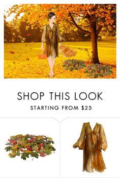 """""""Over The River and Through The Woods In Style!"""" by hollyandivy ❤ liked on Polyvore featuring Jean Varon and J.W. Anderson"""