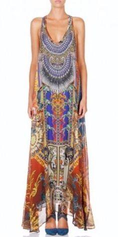 Camilla-Franks-The-Ringleader-Embellished-Kaftan-Racer-Maxi-Dress