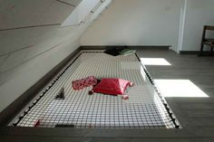 Location vacances maison Erdeven: filet (sieste et lecture autrement) ...